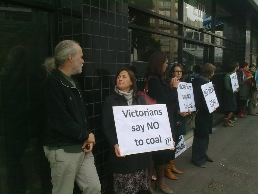 Victorians say no to coal